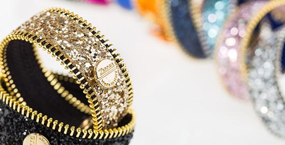 Zipper Dream - Bracciali, Gioielli, accessori Glitter 2